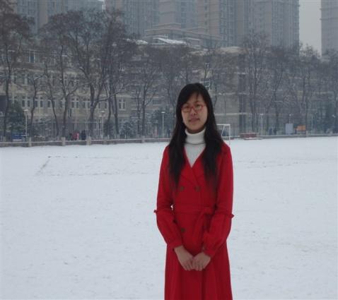 国际经济与贸易系骨干教师-冯艳红简介